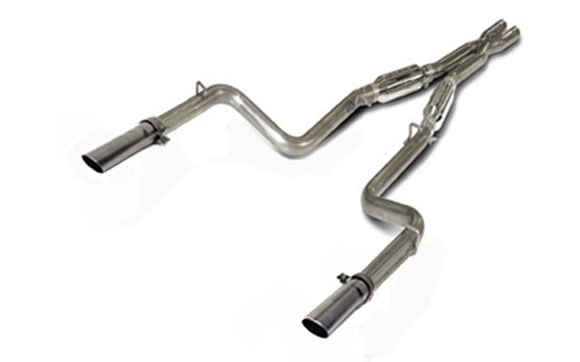SLP D31041 Loud Mouth II Modular Exhaust System for 2011