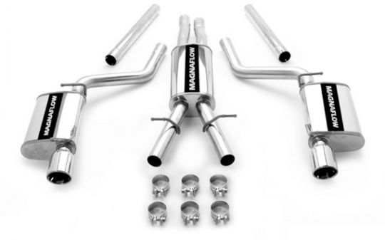 magnaflow exhaust 15628 for dodge charger rt magnum rt