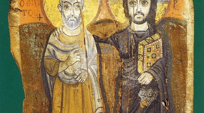 Christus en Menas