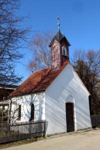 Weilerkapelle in Ennenhofen