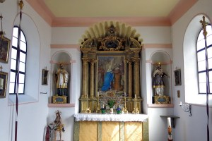 Kapelle Maria Heimsuchung in Kohlhunden