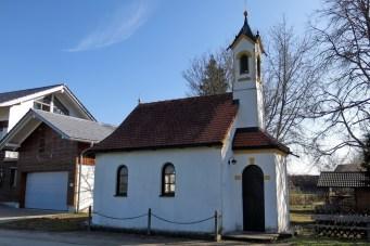Kapelle in Weibletshofen