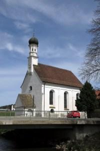 Kapelle St. Rochus in Bertoldshofen