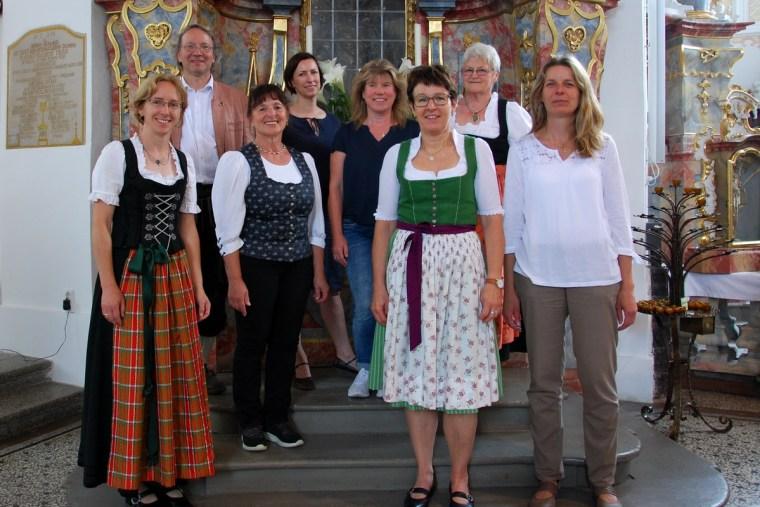 Pfarrgemeinderat St. Michael Bertoldshofen | Foto: Jürgen Lehmann