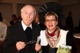 2011 - Empfang im Pfarrheim zum 90. Geburtstag von Alwin Holdenrieder