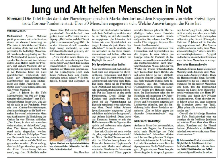 Mit freundlicher Genehmigung der Allgäuer Zeitung