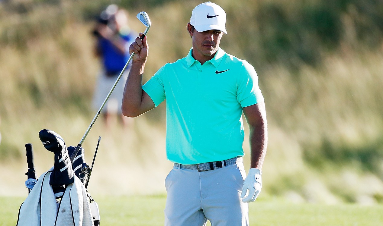 Image result for brooks koepka us open mizuno