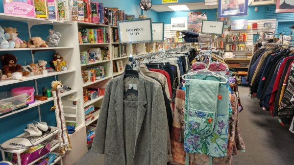 Our Thrift Store Volunteers Auxiliary to University
