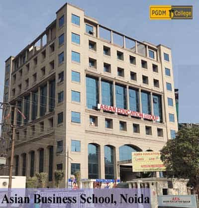 Asian Business School, Noida