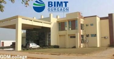 BIMT gurgaon campus