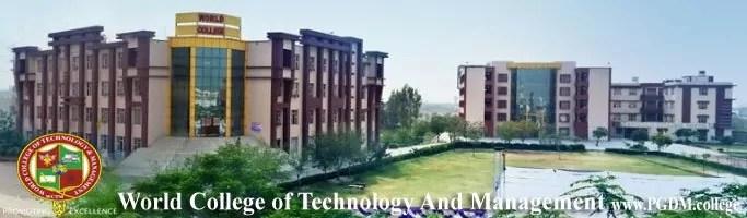 World College Technology Management