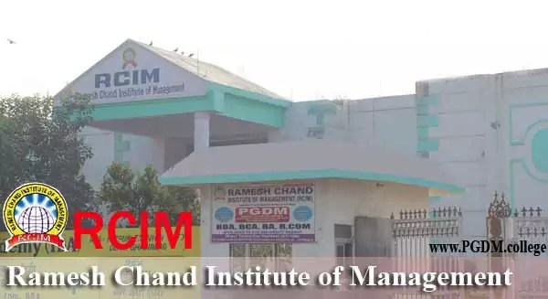 Ramesh Chand Institute of Management