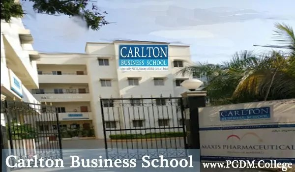 Carlton Business School Hyderabad