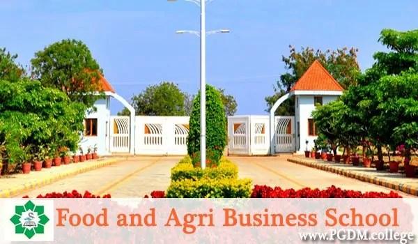 Food Agri Business School Campus