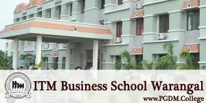 ITM Business School Warangal