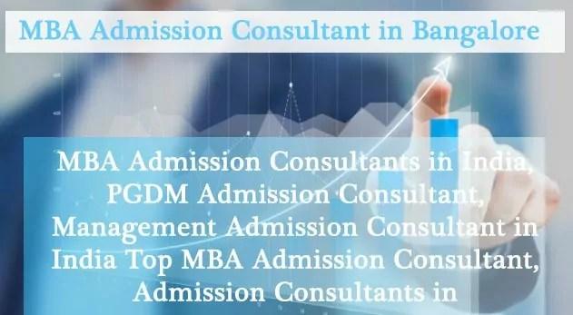 MBA Admission Consultant