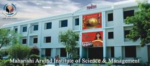 Maharishi Arvind Institute of Science & Management
