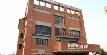 Indsearch Pune campus
