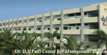 DYPCMR Pune Campus