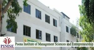 Poona Institute of Management Sciences and Entrepreneurship