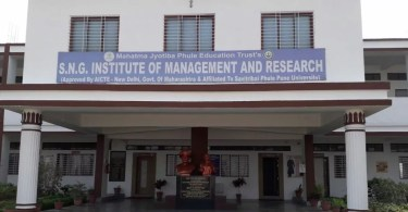 SNG Pune Campus