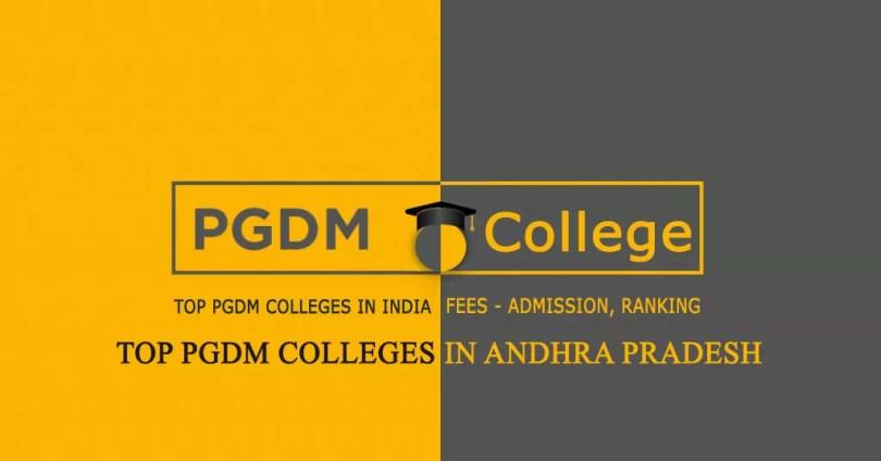 PGDM Colleges in Andhra Pradesh