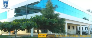 St Xavier's College, Bangalore