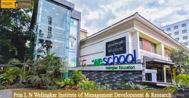 Welingkar Mumbai campus