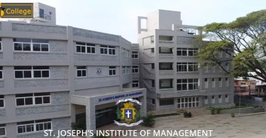 SJIM Bangalore campus