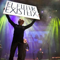 El futur existeix, concert solidari