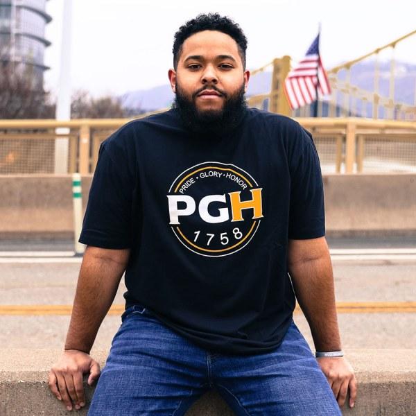 Pittsburgh Shirts for Men