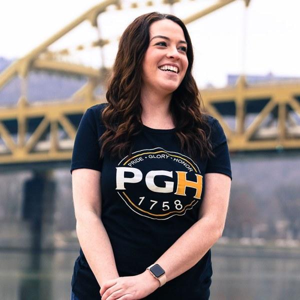 Pittsburgh Shirts for Women