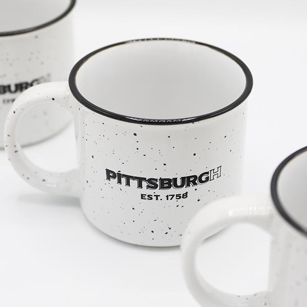 PGH Ceramic Camping Mug