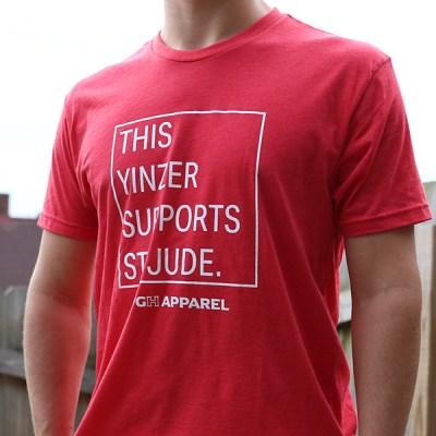 PGH St. Jude T-Shirt