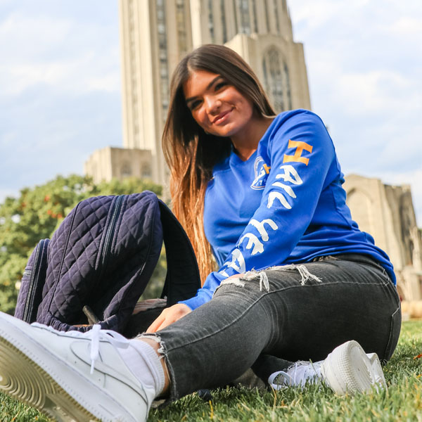 long sleeve pitt shirt