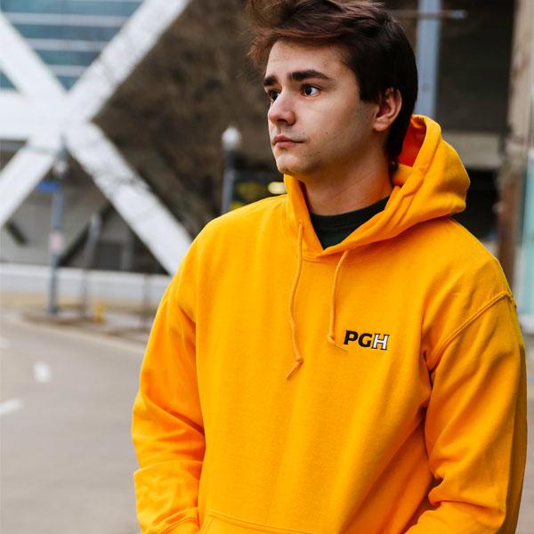 PGH Gold Hoodie