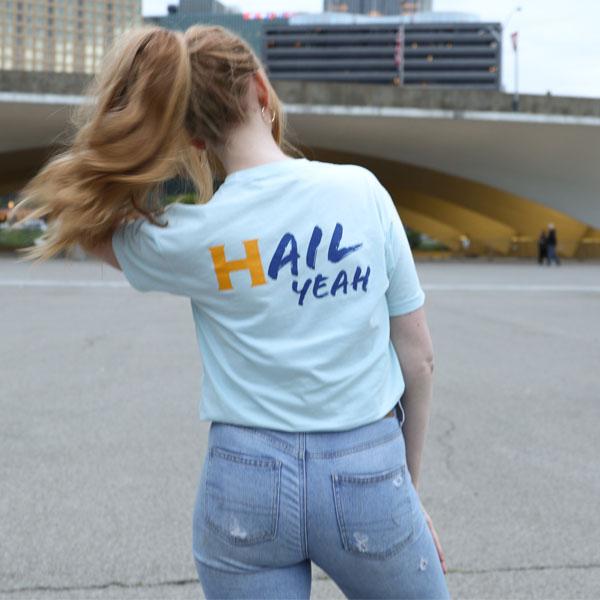 PGH Hail Yeah Pitt Shirt