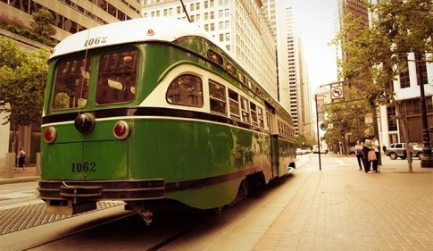 1991 PPC Trolley