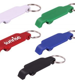 Pop Bottle Opener Keyholder - Avail in: Black