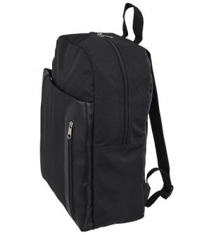 Lexus Laptop Backpack - Avail in: Black