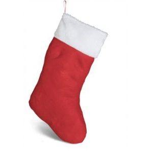 Happy Holidays Xmas Stocking