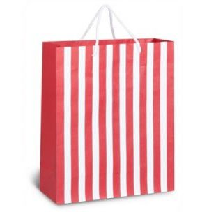 Candy Cane Maxi Gift Bag