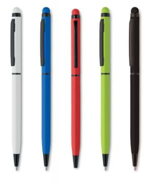 Aluminium Twist Stylus Pen