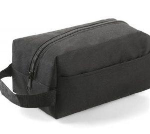 Easy Travel Toiletry Bag - Black
