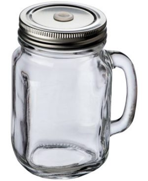Glass Jug (straw excluded)