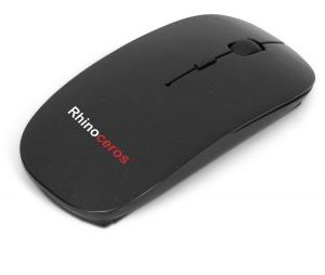 Java Mousepad & Wireless Optical Mouse
