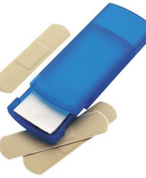 5 Plasters in Plastic Case