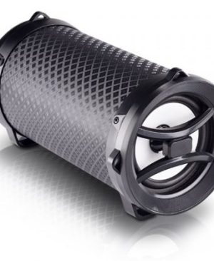 Swiss Cougar Bazooka Bluetooth Speaker - Avail in: Black