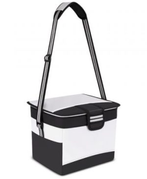 Viking Ice Box Cooler 12L - Avail in: Black/Light Grey
