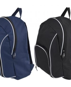 Zac Back Pack - Avail in: Black